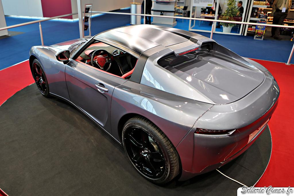 Pariss Roadster Electric Hybrid